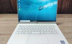 【Dell XPS 13(9380)実機レビュー】極狭ベゼルで一回り小さい13.3型ウルトラブック