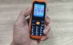 【レビュー】防水仕様のBluetoothスマートホン子機「Mini R Phone 3」