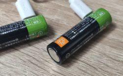 充電器なしで直接USB充電できる単三乾電池【レビュー】