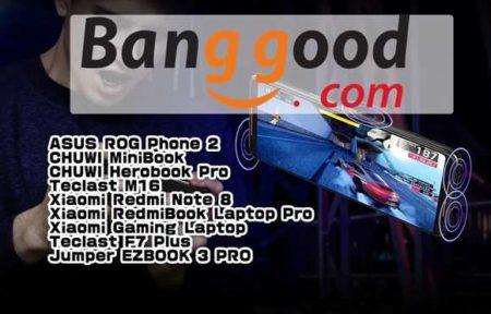 【BangGood最新クーポン】ゲーミングスマホ「ASUS ROG Phone 2」が最安値$ 498.99ほか