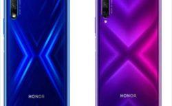 「Huawei Honor 9x」グローバル版と中国版のスペックの違い