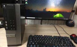 【レビュー】1.6万円!Core-i5搭載の企業リース落ちの中古デスクトップPC「DELL OptiPlex 7010 SFF」