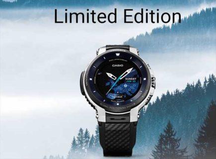 プロトレックの限定モデル「PRO TREK SmartWSD-F30-WE」26%オフ49,500円で予約開始