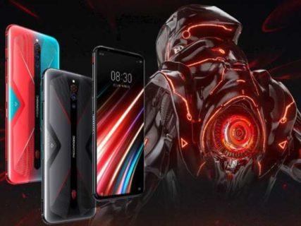 144Hz対応の冷却ファン式ゲーミングスマホ「NUBIA RedMagic 5G 」グローバルモデル発売