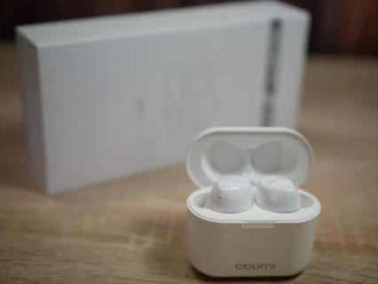 【製品レビュー】IPX5防水の完全ワイヤレスイヤホン「COUMI TWS-817A」40%OFFクーポンあり