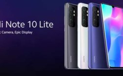 3大キャリアにフル対応のミドルレンジ端末「Xiaomi Mi Note 10 Lite」国内発売!スペックレビュー