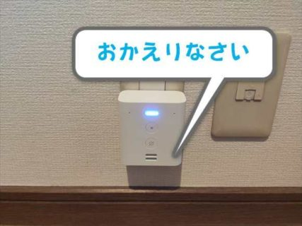【レビュー】超小型スマートスピーカーEcho Flex の感想と使い方