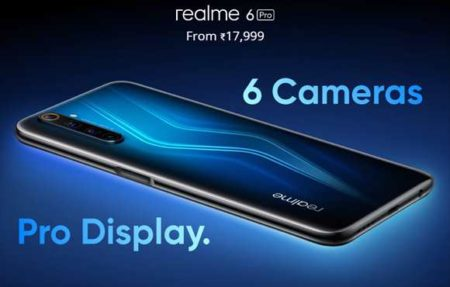 【Etoren】光学2倍ズーム付き最安端末「Oppo Realme 6 Pro」が入荷¥33,200