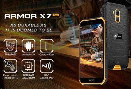 コンパクトで廉価なタフネス端末「Ulefone Armor X7/X7 Pro 」発売!性能・カメラ・スペックレビュー