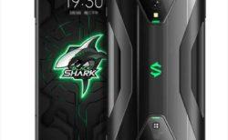 【Etoren】低価格の全部入りゲーミングスマホ「Black Shark 3」が入荷!スペックレビュー