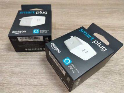 【レビュー】Amazon純正のスマートプラグ『Amazon Smart Plug』使い方考察
