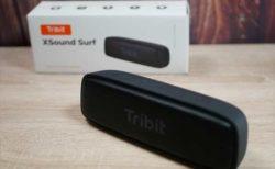 【レビュー】ビーチやお風呂で使えるIPX7防水Bluetoothスピーカー『Tribit XSound surf』