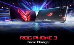 スナドラ865+搭載の最強ゲーミングスマホ「ASUS ROG Phone 3(ZS661KS)」発売!機能・スペックレビュー