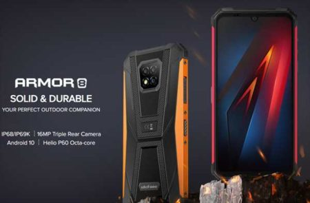 アウトドアスマホのコスパ追求モデル「Ulefone Armor 8」発売!性能・カメラ・スペックレビュー