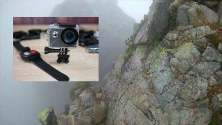 【剱岳でリモコン撮影】中華アクションカメラ『MUSON(ムソン) MAX1』【レビュー】