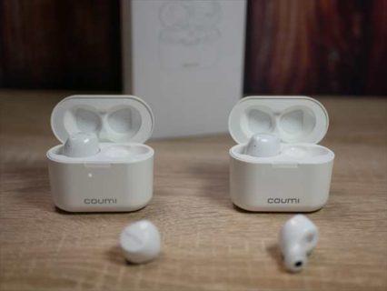 【レビュー】可聴域測定チューニング搭載!完全ワイヤレスイヤホン「COUMI Ear Soul TWS-817A」