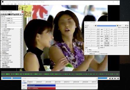 低画質の粗い動画を自分でリマスターする方法aviutilプラグインまとめ