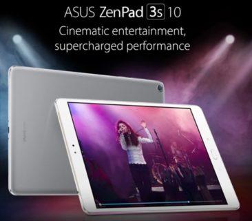 TOMTOPにてASUSタブレット「ZenPad 3S 10(Z500M)」が在庫一掃セール!クーポンあり