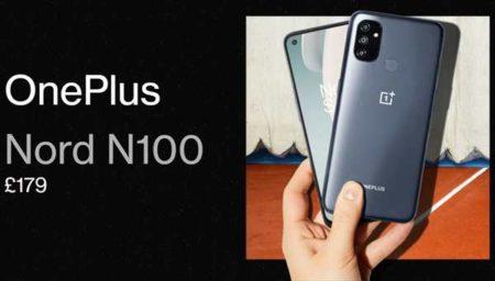 OnePlusの最廉価モデル「Nord N100」発表!性能・カメラ・スペックレビュー
