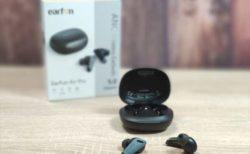 【EarFun Air Pro実機レビュー】自然な外音取り込み+ハイブリッド式ANCのワイヤレスイヤホン