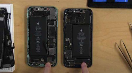 【iFixit壁紙】iPhone12 / mini /Pro/Pro Maxの内部が透ける分解壁紙をダウンロードする方法