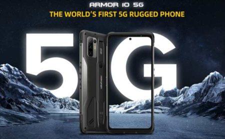 5G対応タフネススマホ「Ulefone Armor 10」発売!性能・カメラ・スペックレビュー
