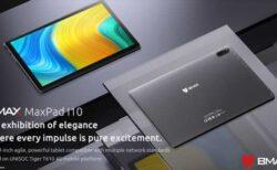 $159の高コスパ中華タブ「BMAX MaxPad i10」発売!スペックレビュー