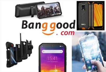 【Banggood在庫一掃セール】Blackview・OUKITEL・DOOGEEなどタフネススマホが大幅値下げ