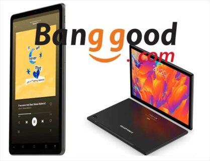 【Banggood】高コスパタブ2機種「Teclast M40」「Alldocube iPlay 40」クーポン発行