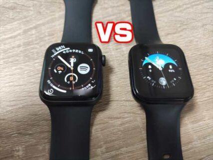 Apple WatchとGoogle(wearOS)スマートウォッチの違い解説【比較・まとめ】