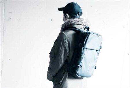 旅行・普段使い用に可変するバックパック「Nayo EXP Backpack 」レビュー