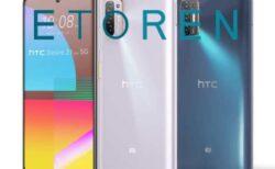 6.7型大型スマートフォン「HTC Desire 21 Pro 5G」Etorenで発売!スペックレビュー