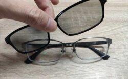 レビュー|Zoffのメガネとサングラス2WAY「Zoff night and day」は実用的?スポーツ・登山で使える?