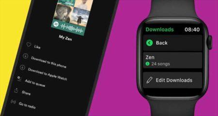 【Spotify】Apple Watchへの楽曲のダウンロード機能・Siriのサポートを開始【DL手順解説】
