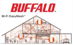 BuffaloがWiFi6ルーター全モデルに無償対応したメッシュネットワーク標準規格「Wi-Fi EasyMesh」とは