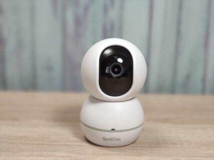 【レビュー】無料クラウドに常時保存する自動追尾機能つき見守りカメラ「SpotCam Eva 2」