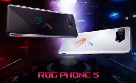 【ASUS 】お手軽ゲーミングスマートフォン「ROG Phone 5 グローバルモデル(ZS673KS)」性能・スペック徹底解説