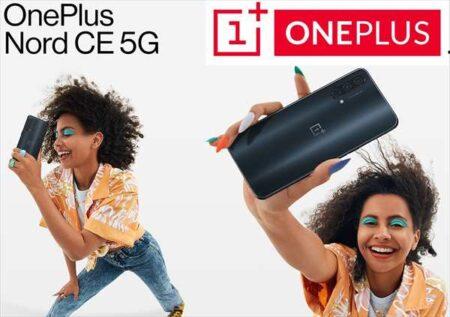 【サマーセール】OnePlusの新ミドルレンジモデル「Nord CE」発売!性能・カメラ・スペックレビュー