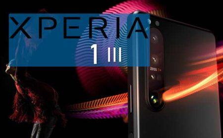 可動式ズームレンズ搭載フラッグシップ機「Sony Xperia 1 III 5G」発売!スペック徹底レビュー