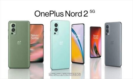 OnePlusのフラッグシップキラー端末「OnePlus Nord 2 5G」 発売!スペックレビュー