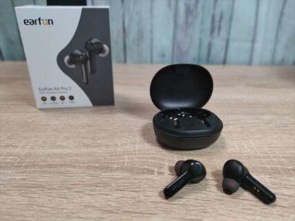 【EarFun Air Pro2実機レビュー】人気のノイズキャンセリングTWSの新モデル