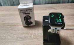 100均で買えるセリア/ダイソーのApple Watch用充電スタンド【レビュー】