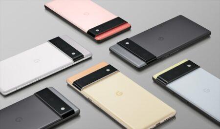 Google次期フラッグシップ機 Pixel6およびPixel6 Pro発表!スペックリーク情報まとめ
