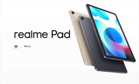 「realme Pad」Helio G80搭載のコスパ重視タブ発表!スペックレビュー