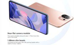 【新製品セール】極薄6.81ミリ、軽量158gのウルトラライトAndroid端末「Xiaomi 11 Lite 5G NE」!スペックレビュー