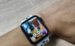 Apple Watchで手持ちの写真を文字盤に設定して使う方法