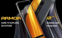 ミドルレンジの5G対応タフネススマホ「Ulefone Armor 12」発売!性能・カメラ・スペックレビュー