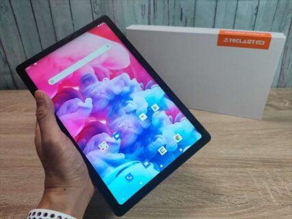 【実機レビュー】TECLAST の新フラッグシップ2K画面タブレット「T40 Plus」!また人気機種の予感