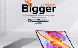 TECLASTの11インチ2k画面の新タブレット T50発表!スペックレビュー